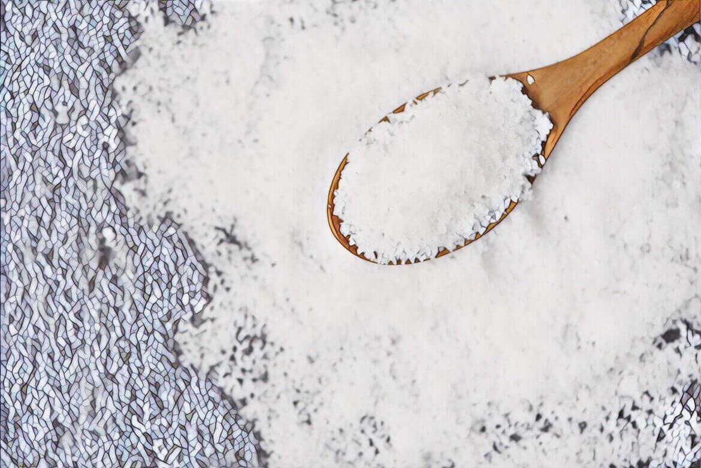морская соль для проблемной кожи