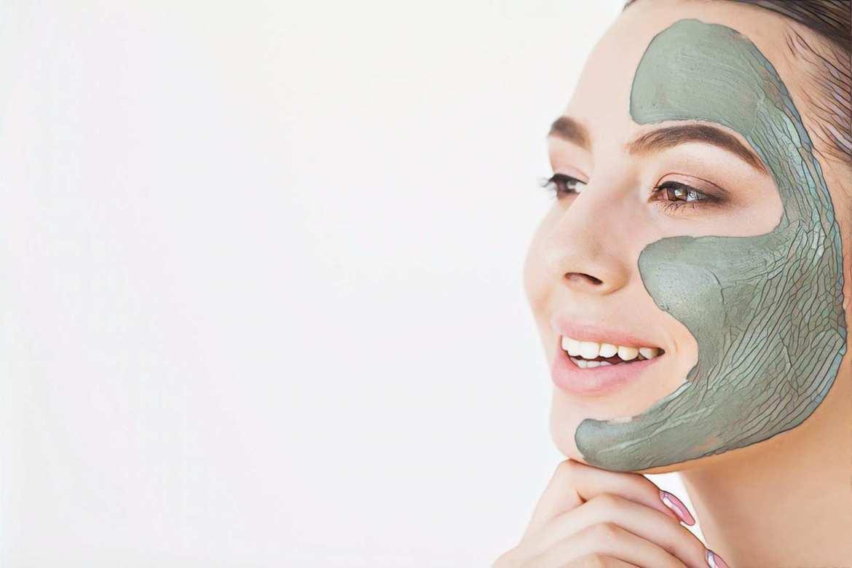 глиняные маски против акне