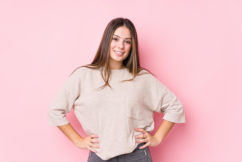 девушка-подросток после ипользования Азелика®