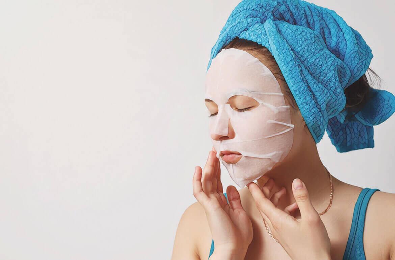 домашняя маска для очищения
